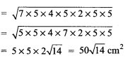RBSE Solutions for Class 9 Maths Chapter 11 Area of Plane Figures Ex 11.1 - 2