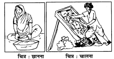 RBSE Solutions for Class 7 Science Chapter 3 पदार्थों का पृथक्करण 5
