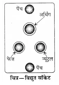 RBSE Solutions for Class 8 Science Chapter 11 विद्युत धारा के प्रभाव 10