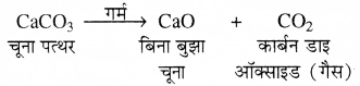 RBSE Solutions for Class 8 Science Chapter 4 रासायनिक अभिक्रियाएँ 6