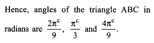 RBSE Solutions for Class 9 Maths Chapter 13 Angles and their Measurement Miscellaneous Exercise q14