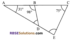 RBSE Solutions for Class 9 Maths Chapter 6 Rectilinear Figures Ex 6.2
