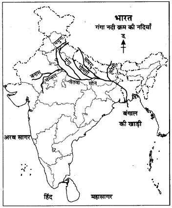 RBSE Solutions for Class 9 Social Science Chapter 13 भारत की नदियाँ एवं झीलें 2