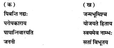 RBSE Class 8 Sanskrit Model Paper 1 1