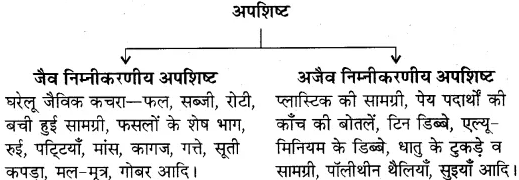 RBSE Solutions for Class 10 Science Chapter 13 अपशिष्ट एवं इसका प्रबंधन image - 1
