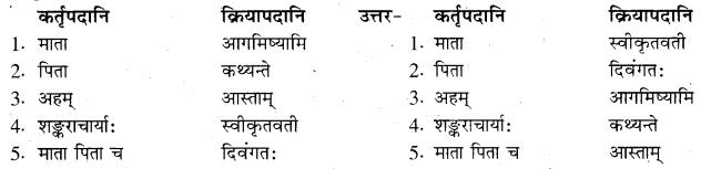 RBSE Class 10 Sanskrit अपठितावबोधनम् अपठित गद्यांशः