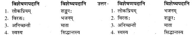 RBSE Class 10 Sanskrit अपठितावबोधनम् अपठित गद्यांशः Q2