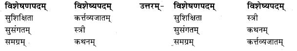 RBSE Class 10 Sanskrit अपठितावबोधनम् अपठित गद्यांशः Q3