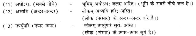 RBSE Class 10 Sanskrit व्याकरणम् कारकम् image 5b