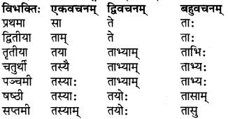 RBSE Class 6 Sanskrit परिशिष्टम् 12