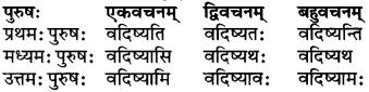 RBSE Class 6 Sanskrit परिशिष्टम् 42