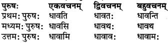 RBSE Class 6 Sanskrit परिशिष्टम् 45