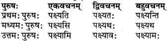 RBSE Class 6 Sanskrit परिशिष्टम् 54