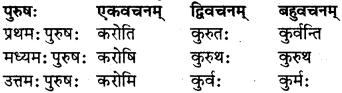 RBSE Class 7 Sanskrit परिशिष्टम् 18