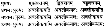 RBSE Class 7 Sanskrit परिशिष्टम् 56