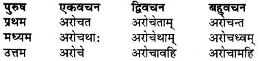 RBSE Class 7 Sanskrit व्याकरण शब्द रूप प्रकरणम् 86