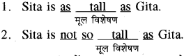 RBSE Class 8 English Grammar Change the Degree of the Adjective 3