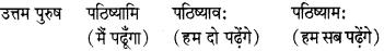 RBSE Class 8 Sanskrit व्याकरण धातु-रूपाणि - 3