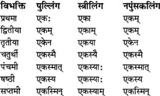 RBSE Class 8 Sanskrit व्याकरण संख्यावाचका शब्दा 5