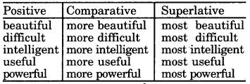 RBSE Class 9 English Grammar Parts of Speech 31