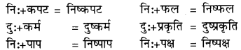 RBSE Class 9 Hindi व्याकरण सन्धि 11