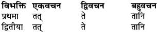 RBSE Class 9 Sanskrit व्याकरण रूप-प्रकरणम् 19