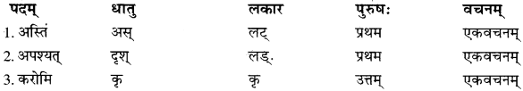 RBSE Solutions for Class 10 Sanskrit स्पन्दन Chapter 14 image 1