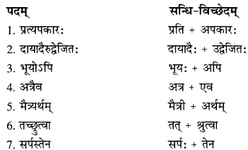 RBSE Solutions for Class 10 Sanskrit स्पन्दन Chapter 14 image 4