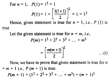 RBSE Solutions for Class 11 Maths Chapter 4 Principle of Mathematical Induction Ex 4.1 18
