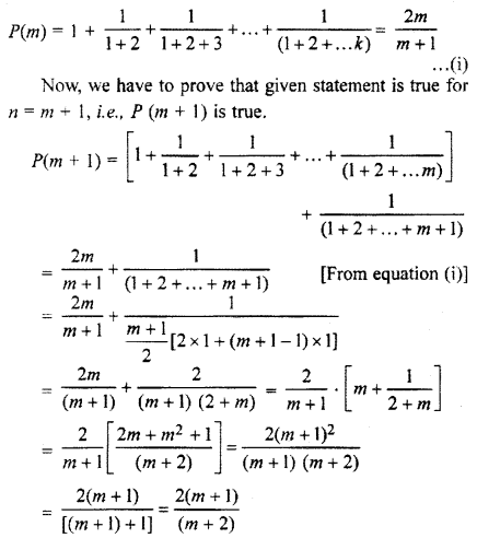 RBSE Solutions for Class 11 Maths Chapter 4 Principle of Mathematical Induction Ex 4.1 22
