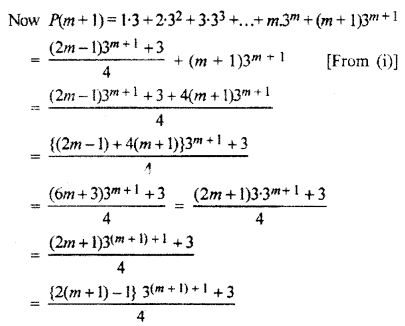 RBSE Solutions for Class 11 Maths Chapter 4 Principle of Mathematical Induction Ex 4.1 33