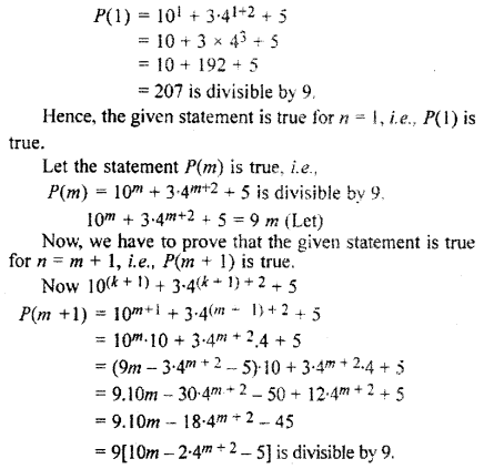 RBSE Solutions for Class 11 Maths Chapter 4 Principle of Mathematical Induction Ex 4.1 38