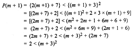 RBSE Solutions for Class 11 Maths Chapter 4 Principle of Mathematical Induction Ex 4.1 40