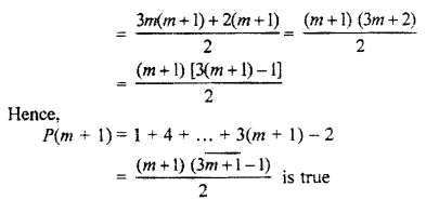 RBSE Solutions for Class 11 Maths Chapter 4 Principle of Mathematical Induction Ex 4.1 6