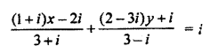 RBSE Solutions for Class 11 Maths Chapter 5 Complex Numbers Ex 5.1 12