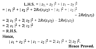 RBSE Solutions for Class 11 Maths Chapter 5 Complex Numbers Ex 5.1 14