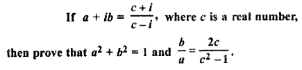 RBSE Solutions for Class 11 Maths Chapter 5 Complex Numbers Ex 5.1 15