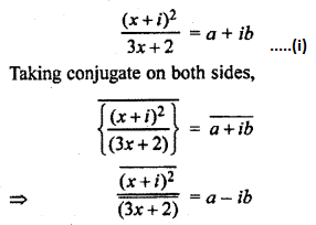 RBSE Solutions for Class 11 Maths Chapter 5 Complex Numbers Ex 5.1 20