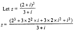 RBSE Solutions for Class 11 Maths Chapter 5 Complex Numbers Ex 5.1 5
