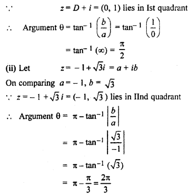 RBSE Solutions for Class 11 Maths Chapter 5 Complex Numbers Ex 5.2 3