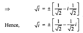 RBSE Solutions for Class 11 Maths Chapter 5 Complex Numbers Ex 5.3 3
