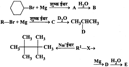 RBSE Solutions for Class 12 Chemistry Chapter 10 हैलोजेन व्युत्पन्न image 237
