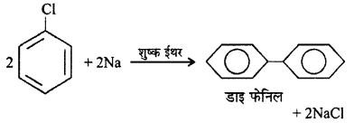RBSE Solutions for Class 12 Chemistry Chapter 10 हैलोजेन व्युत्पन्न image 21