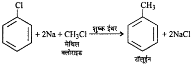 RBSE Solutions for Class 12 Chemistry Chapter 10 हैलोजेन व्युत्पन्न image 22