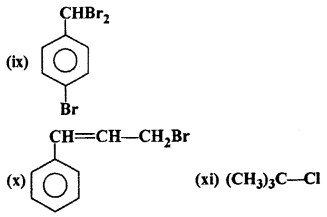 RBSE Solutions for Class 12 Chemistry Chapter 10 हैलोजेन व्युत्पन्न image 100