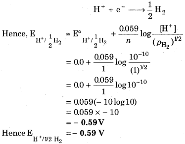 RBSE Solutions for Class 12 Chemistry Chapter 3 Electrochemistry image 2