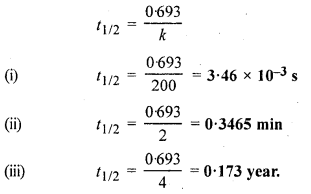 RBSE Solutions for Class 12 Chemistry Chapter 4 रासायनिक बलगतिकी image 29
