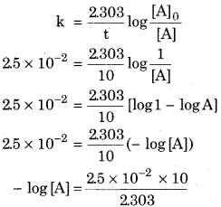 RBSE Solutions for Class 12 Chemistry Chapter 4 Chemical Kinetics image 21