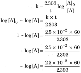RBSE Solutions for Class 12 Chemistry Chapter 4 Chemical Kinetics image 22