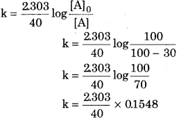 RBSE Solutions for Class 12 Chemistry Chapter 4 Chemical Kinetics image 26